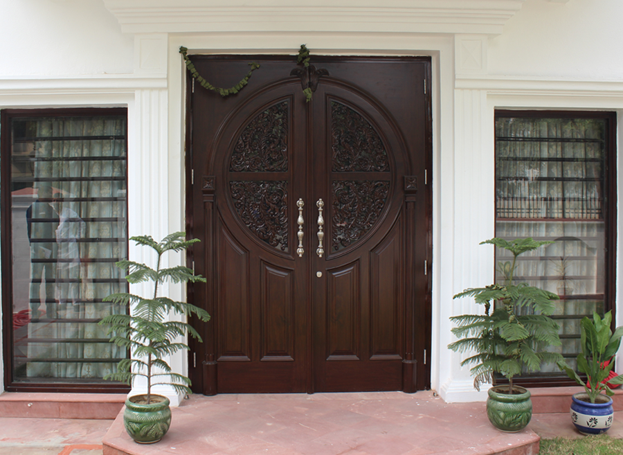 Wooden Carved Doors Manufacturers And Suppliers In India